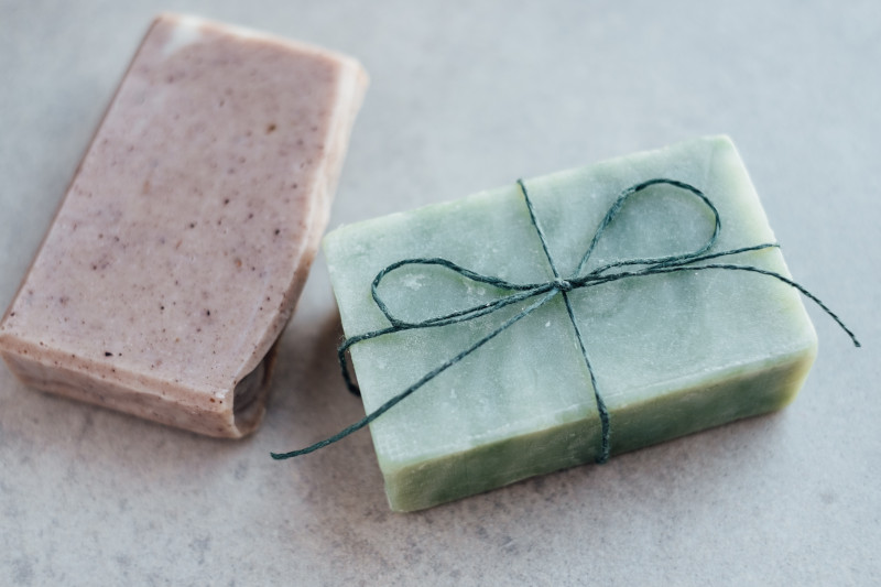 sustainable beauty brands soap