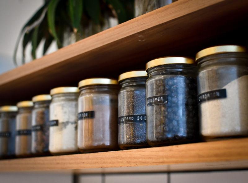 sustainable jars