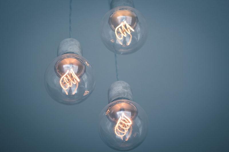 sustainable interior design lighting