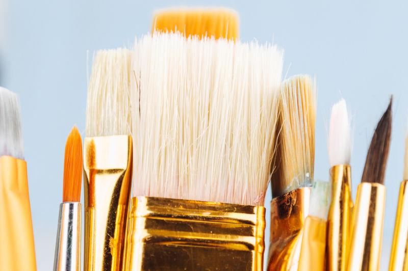 sustainable paint brush