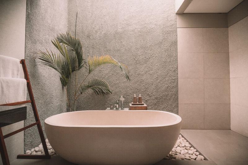 sustainable interior design tiles